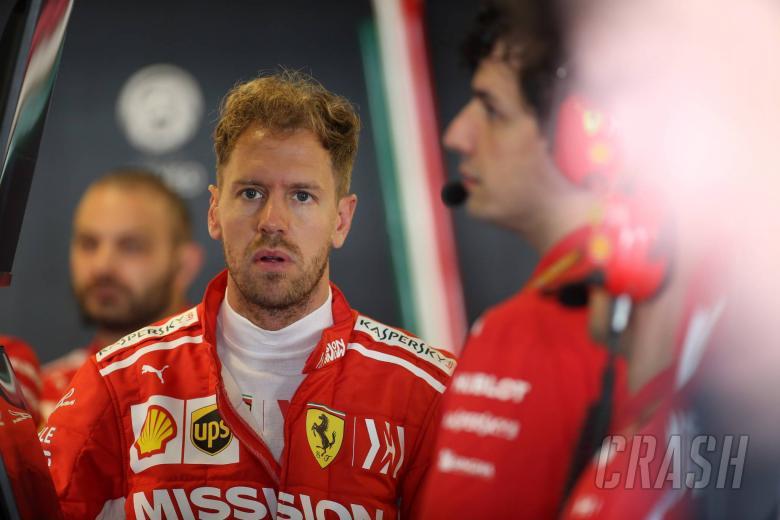Vettel and Ferrari need to 'step up' in F1 2019 - Rosberg