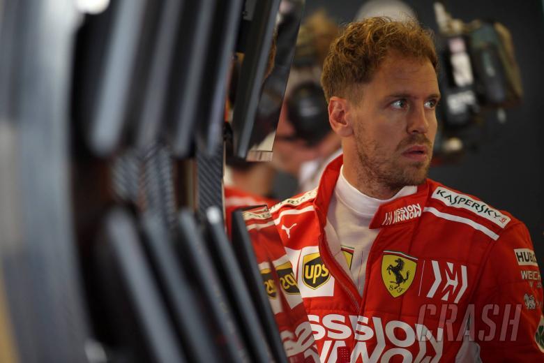 24.11.2018 - Free Practice 3, Sebastian Vettel (GER) Scuderia Ferrari SF71H