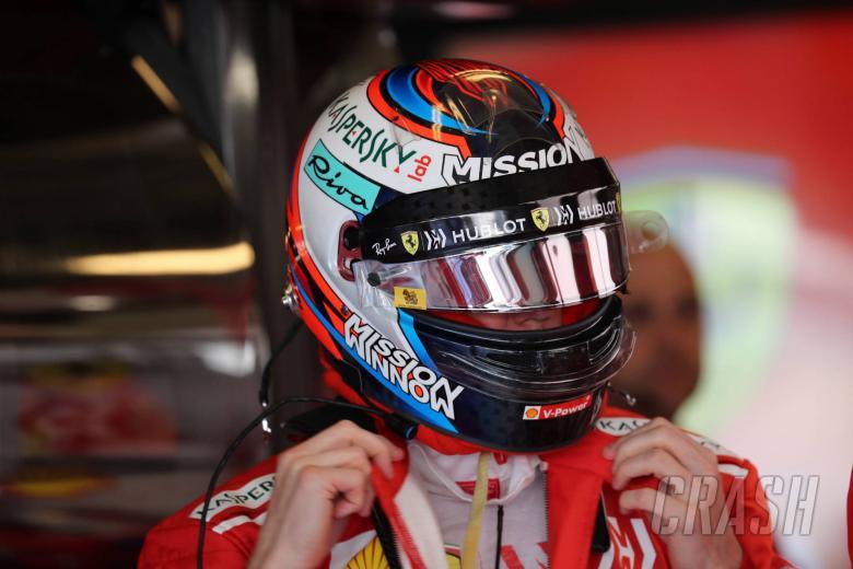 F1: Raikkonen lands reprimand for FP3 pit lane confusion
