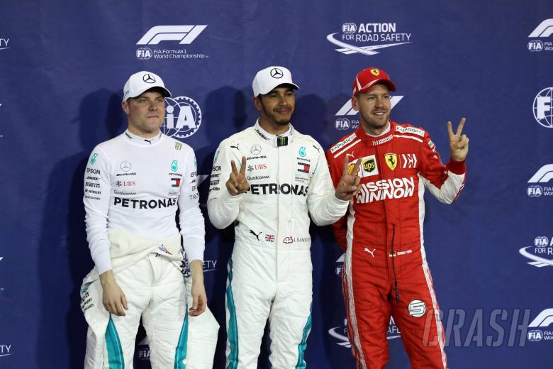F1: Vettel: Mercedes dominance a lesson for Ferrari
