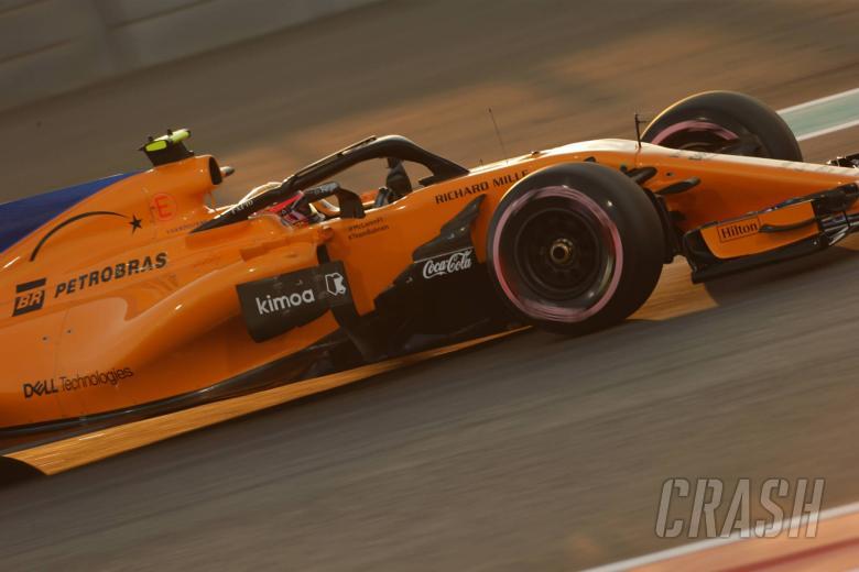 F1: McLaren uncertain of fuel supplier for new F1 season