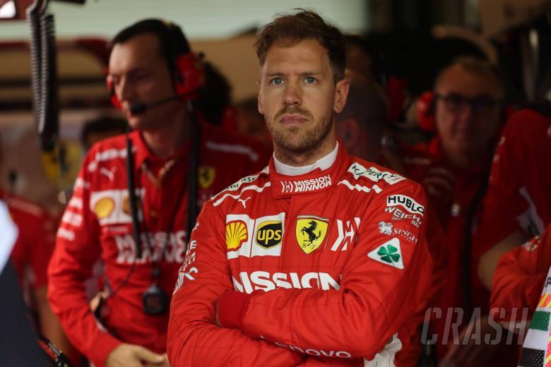 F1: Vettel: Ferrari won't suffer in Kvyat, Giovinazzi simulator exits