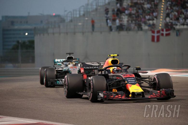 Red Bull membutuhkan 40kW ekstra untuk tantangan gelar F1 2018 - Horner
