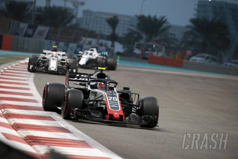 F1: Haas elects not to appeal F1 stewards' Force India ruling