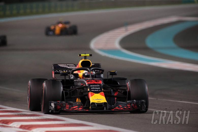 F1: Verstappen blinded by oil from Gasly's Honda F1 engine