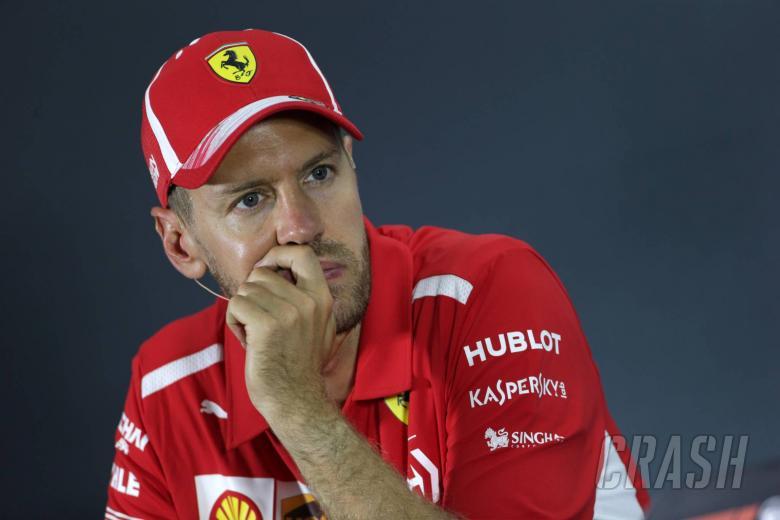 Vettel: Kematian Marchionne memengaruhi musim F1 2018 Ferrari