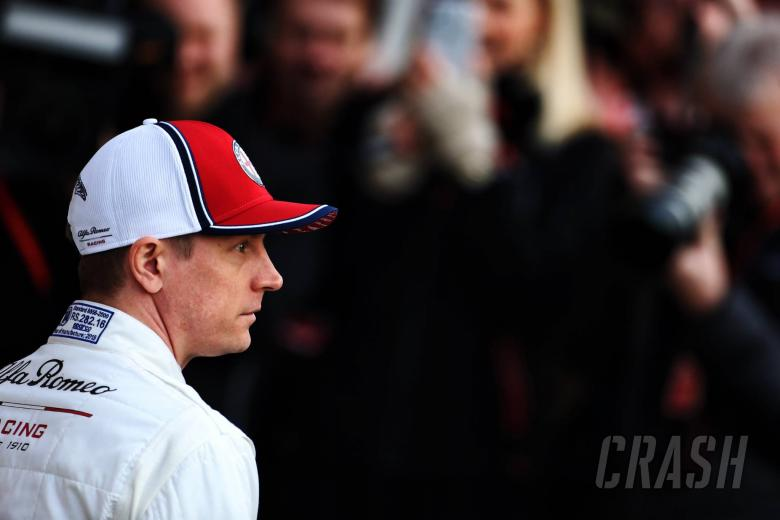 F1: Raikkonen: Partying made me a better F1 driver