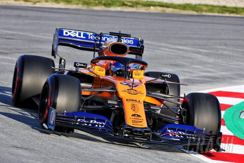 F1: Sainz: McLaren identified big balance issues from last year