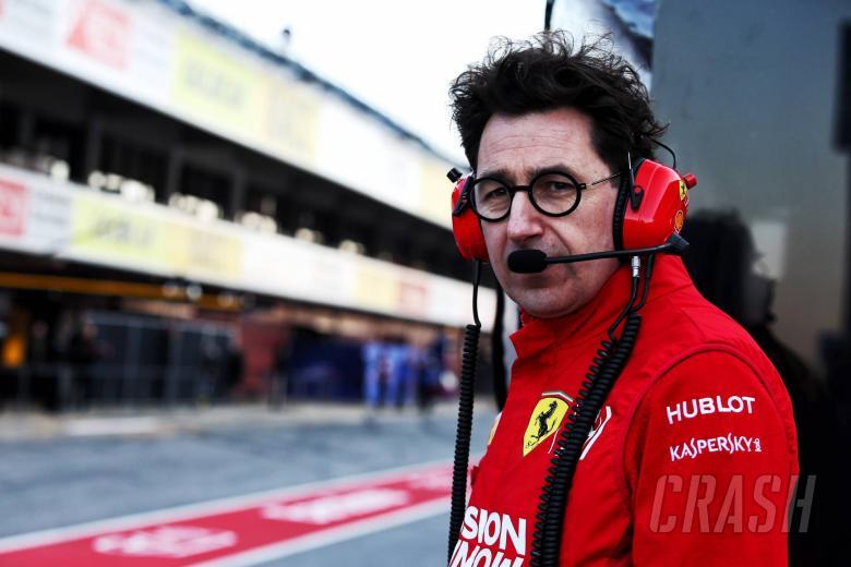 F1: Binotto: Ferrari's task to make life difficult for F1 rivals