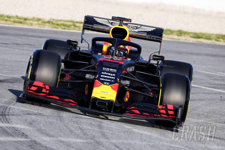 F1: Barcelona F1 Test 1 Times - Monday 4PM