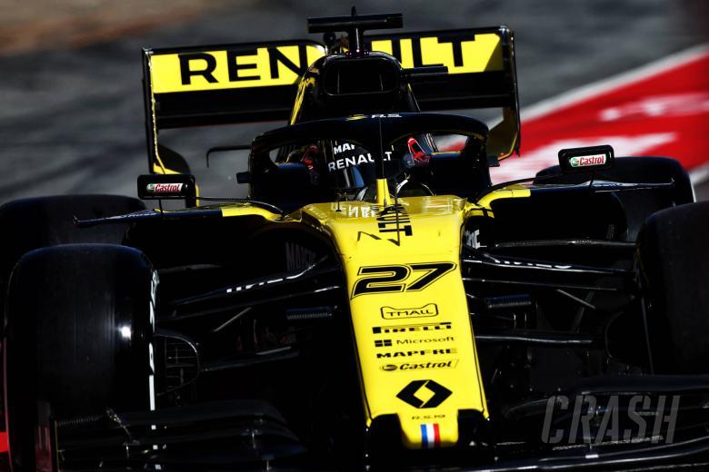 F1: Hulkenberg: Bigger F1 rear wing like 'pulling a parachute'