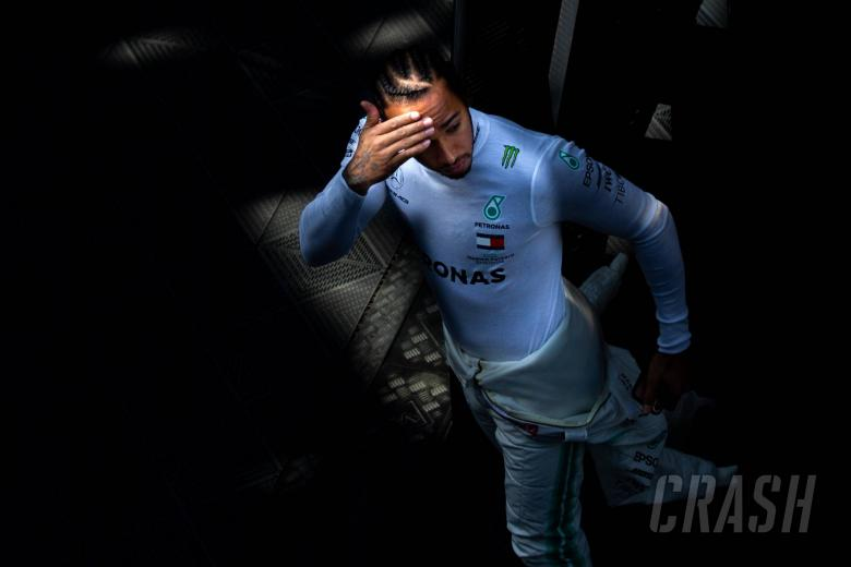 F1: Hamilton: Mercedes W10 quite a different feeling