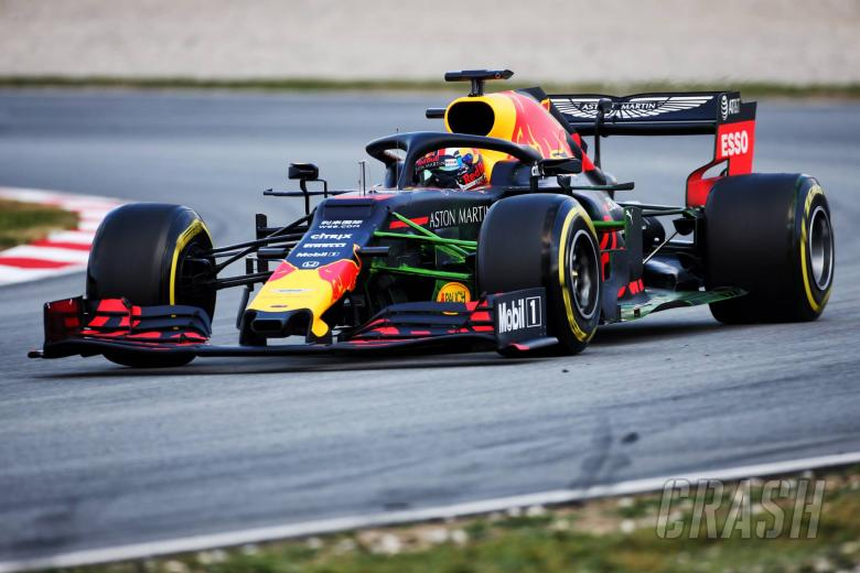 F1: Barcelona F1 Test 2 Times - Wednesday 10am