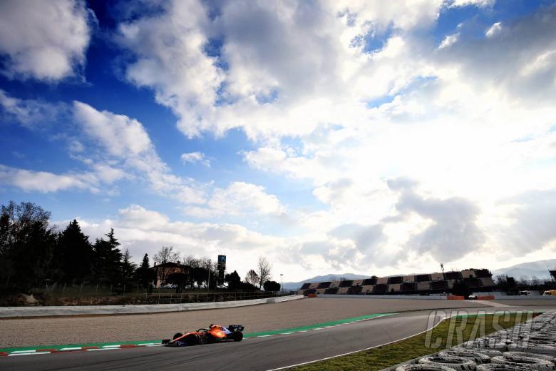 Lando Norris (GBR) McLaren MCL34. 19.02.2019.