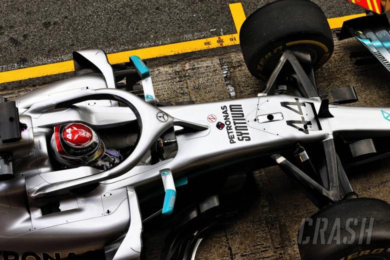 Lewis Hamilton (GBR) Mercedes AMG F1 W10. 19.02.2019.