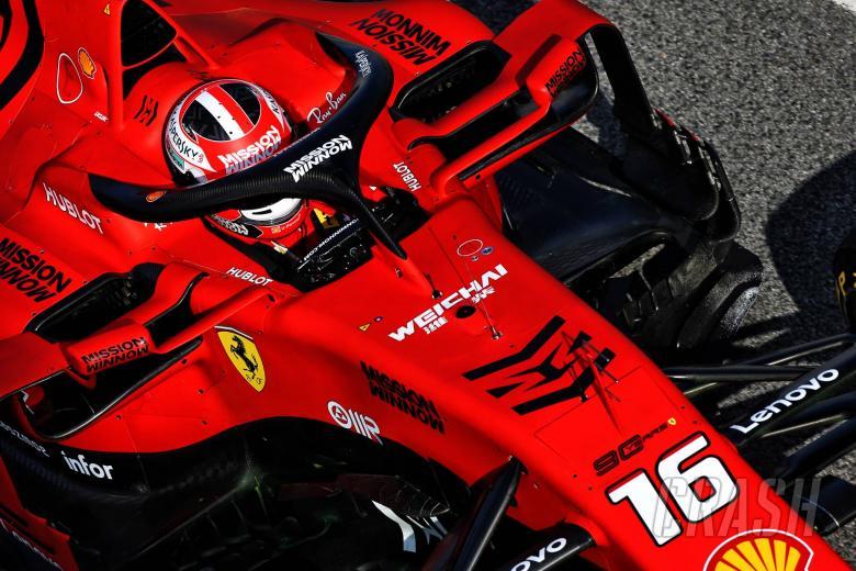 F1: Ferrari's Leclerc confident F1 rivals sandbagging in testing