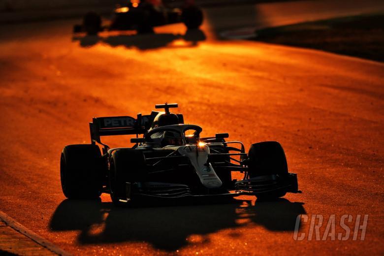Lewis Hamilton (GBR) Mercedes AMG F1 W10. 20.02.2019.