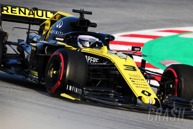 F1: Barcelona F1 Test 1 Times - Thursday 12PM