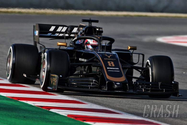 F1: Barcelona F1 Test 2 Times - Wednesday 5pm
