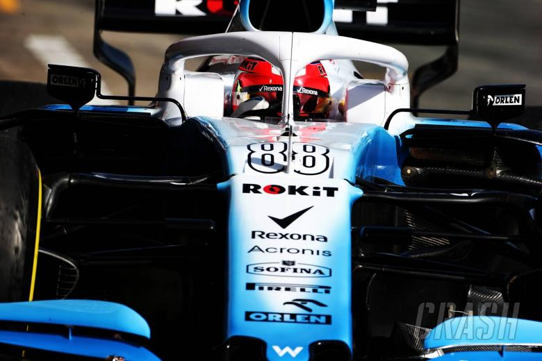 Robert Kubica calls for Williams to be 'realistic' with F1