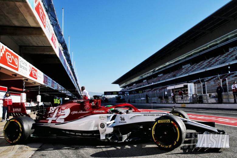 F1: Barcelona F1 Test 2 Times - Tuesday 12pm