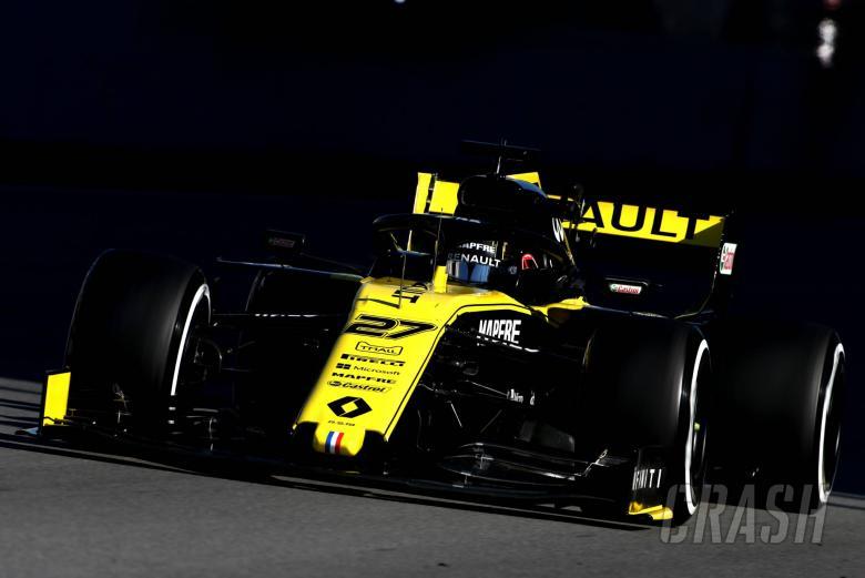 Hulkenberg: No 'major concerns' with Renault's 2019 F1 car