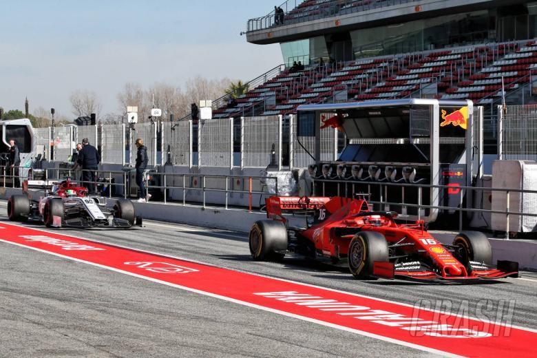 F1: Barcelona F1 Test 2 Times - Thursday 1pm
