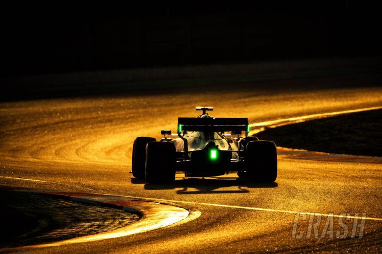 F1: Barcelona F1 Test 2 Times - Thursday FINAL