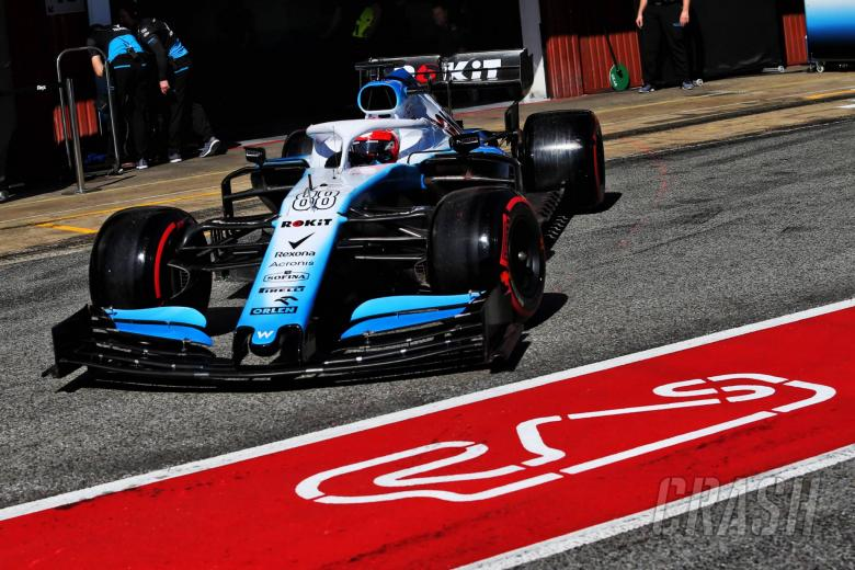 F1: Late F1 2019 technical directives a factor in Williams delays