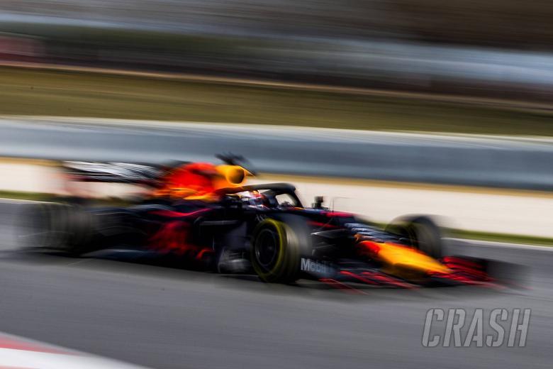 Max Verstappen (NLD) Red Bull Racing RB14. 27.02.2019.