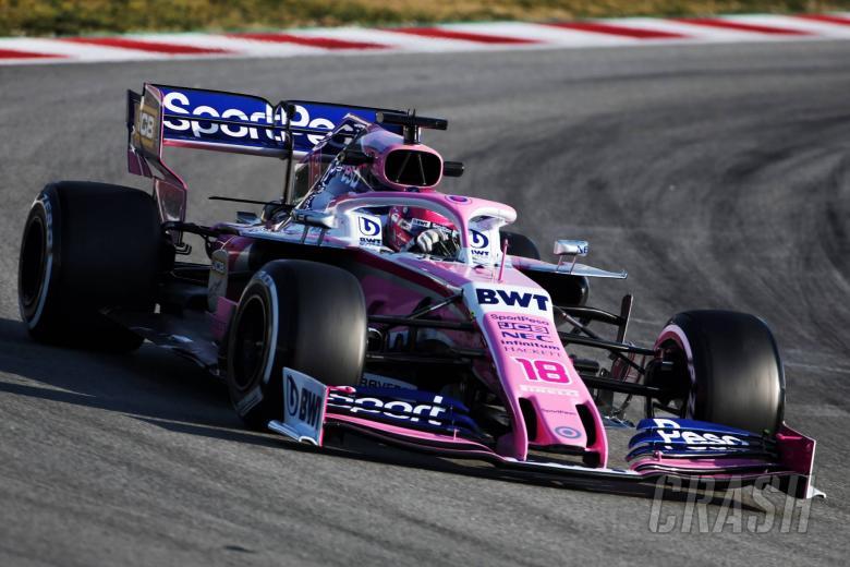 Lance Stroll (CDN) Racing Point F1 Team RP19. 28.02.2019.