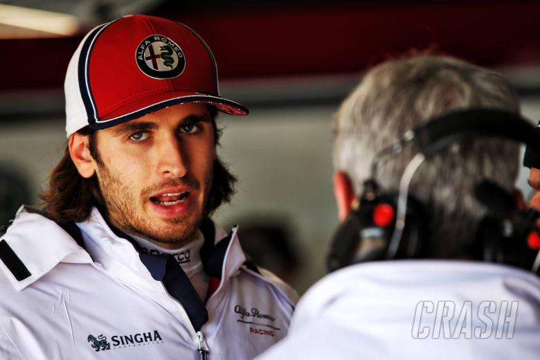 After two years waiting, a new start beckons for Giovinazzi