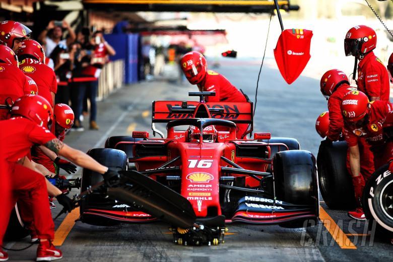 Charles Leclerc (MON) Ferrari SF90. 28.02.2019.
