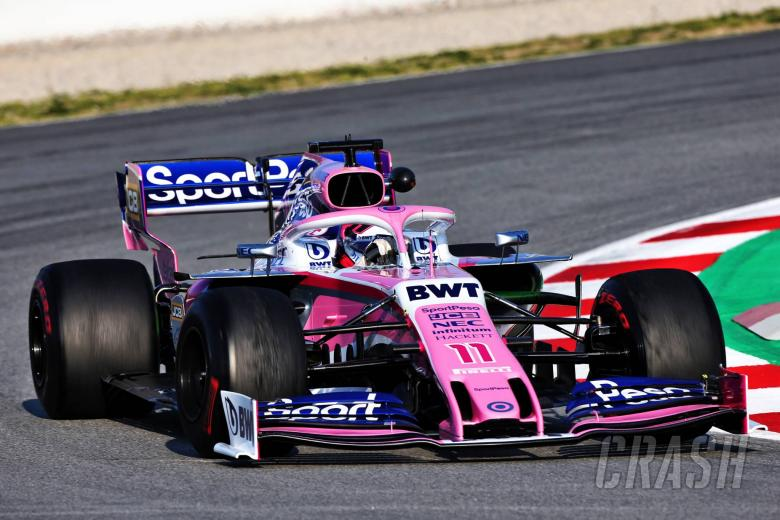 F1: Perez praises F1 for 'incredible job' with new aero rules