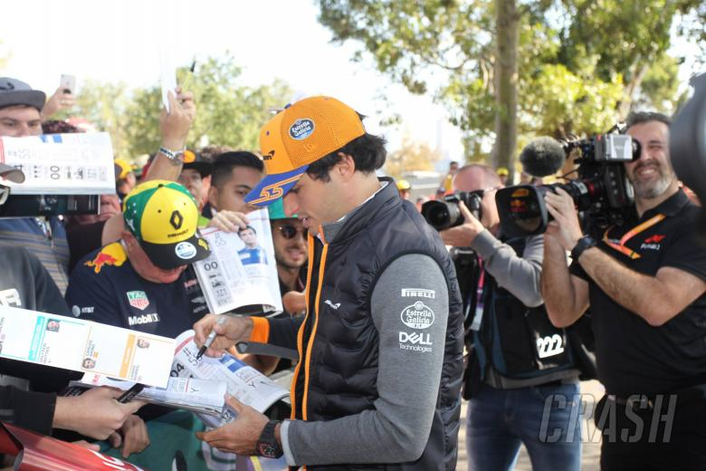 F1: Sainz noticed instant impact of F1 Netflix series