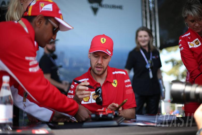 F1: Vettel: Ferrari better prepared than in '18
