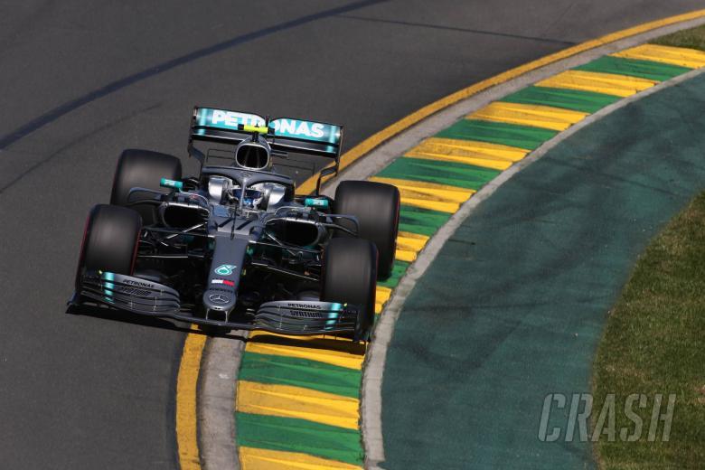 F1: Wolff saw 'dominant' 2008 Bottas return in Australian GP