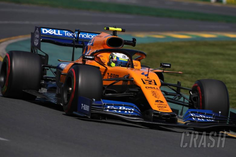 Norris: Q3 won't be a one-off for McLaren in F1 2019
