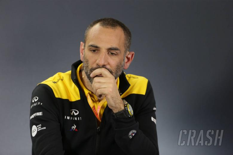 15.03.2019- Official Fia press conference, Cyril Abiteboul (FRA) Renault Sport F1 Managing Director