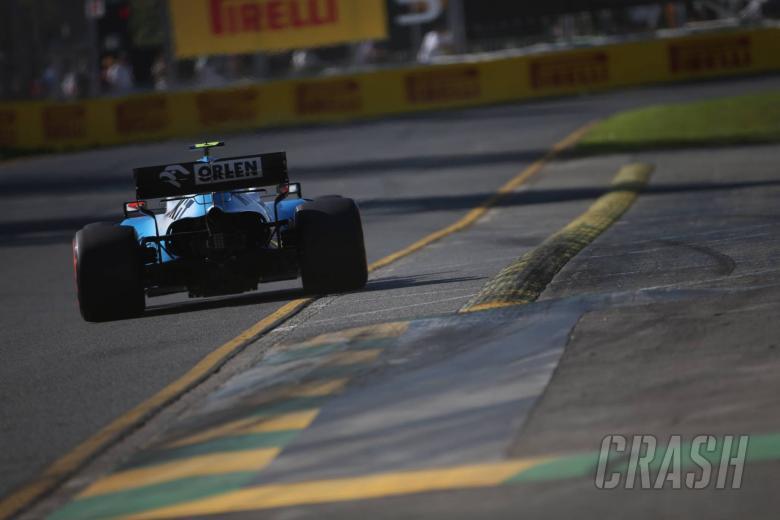F1: F1 Australian GP - Qualifying Results