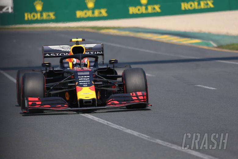 F1: Gasly: Red Bull 'too optimistic' with Q1 strategy
