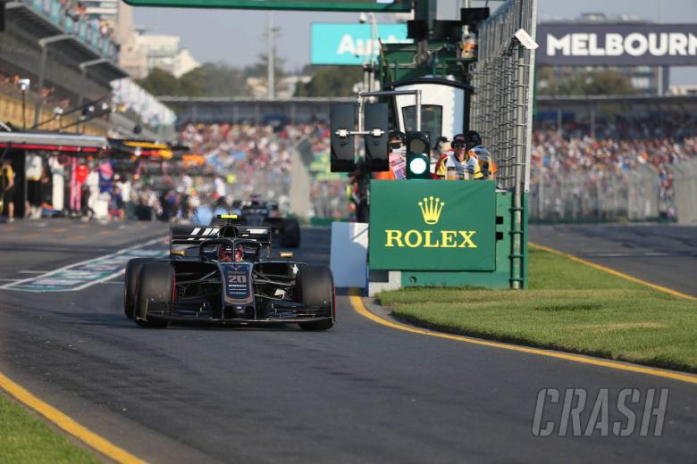 F1: Magnussen: Haas 'clearly' at the front of 2019 F1 midfield