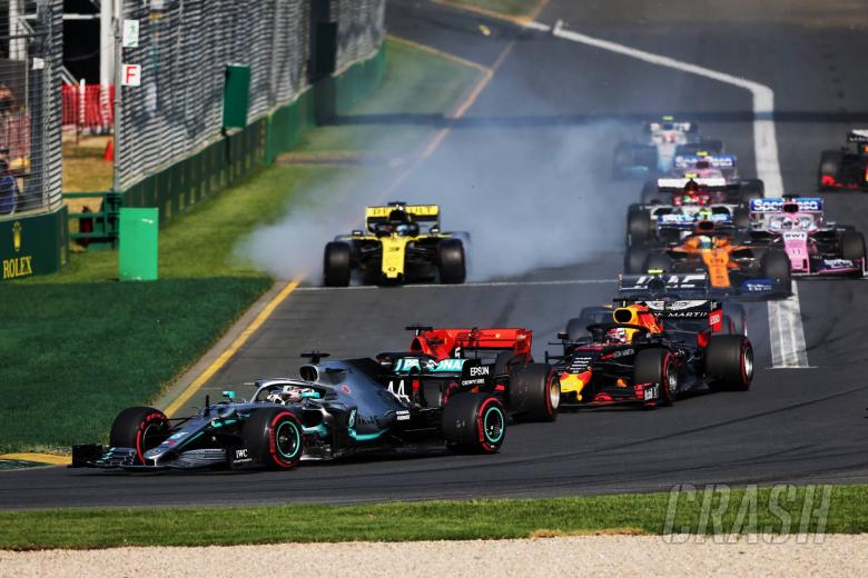 F1: Ricciardo drained as Renault debut wrecked by gutter clash