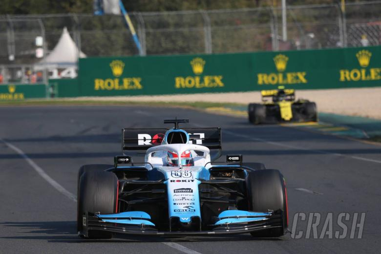 F1: Russell: Early races are practice sessions for Williams