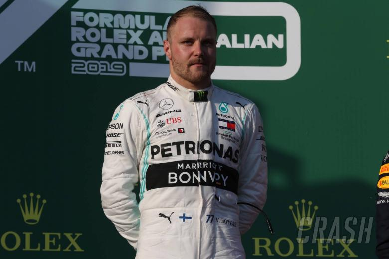 F1: Bottas dedicates Australian GP win to Whiting