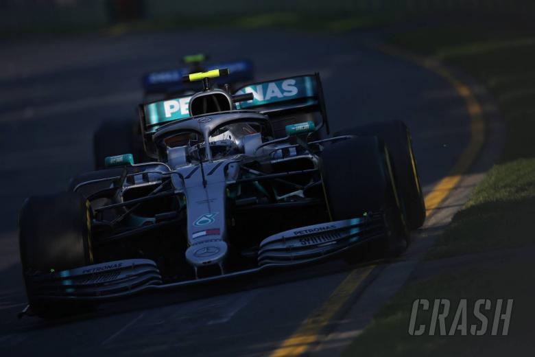 17.03.2019- race, Valtteri Bottas (FIN) Mercedes AMG F1 W10 EQ Power