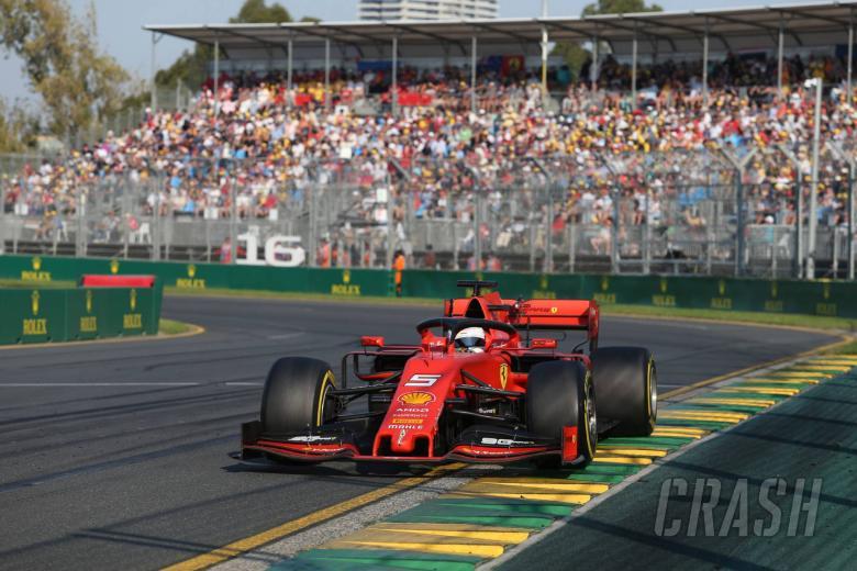 F1: Australia struggles did not reflect Ferrari's 'real potential'