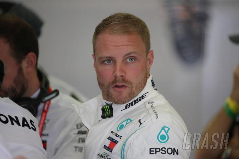Bottas: Being out-qualified by Hamilton not a disaster