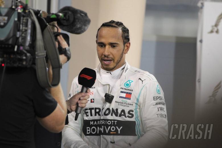 Hamilton mengadakan pembicaraan dengan Netflix sebelum film dokumenter F1