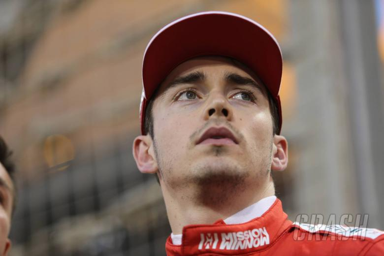 Wolff: Mercedes always expected Leclerc as a threat